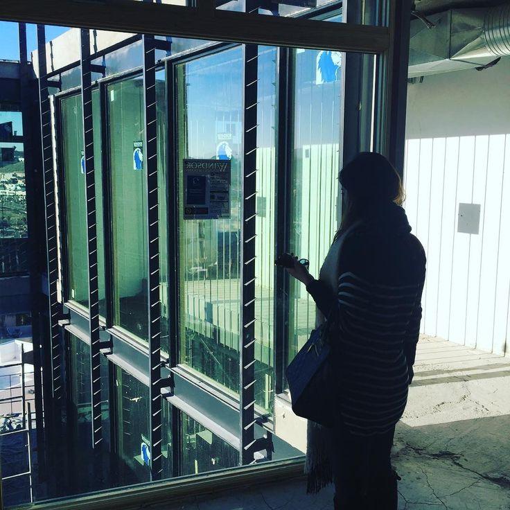 Supervisando obra #garzaiga #cuu #interiorismo #architecture #arquitectura #giateam #garzaigaarquitectos #cimahouse #interiors #design #windsorwindows