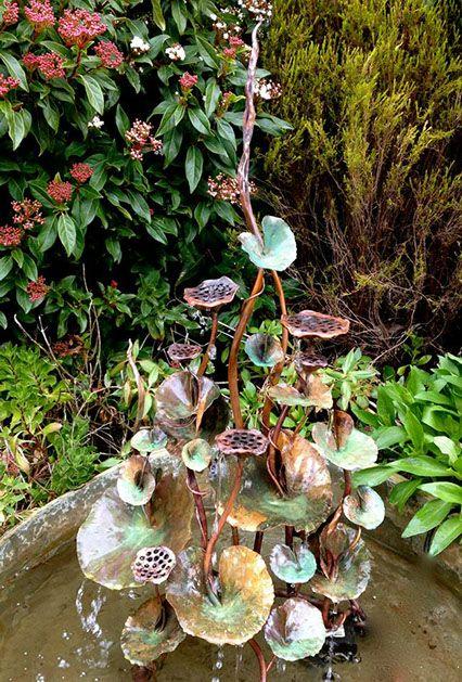 Annie Storey, Canberra - Water Fountains 2