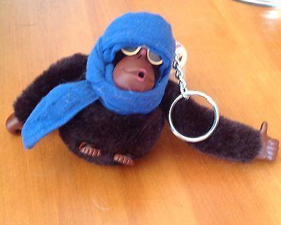 Kipling Desert Nomad Monkey Keyring