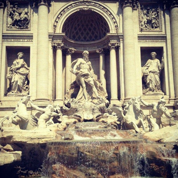 Rome in one day, Trevi Fountain on instantlyitaly.com