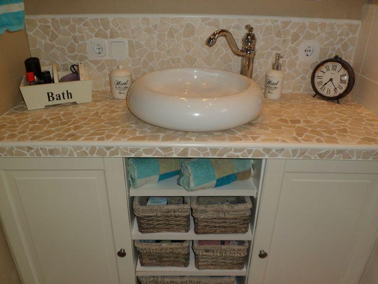 Badezimmermöbel selber bauen  119 besten Bath and wellness - Mein Bad ist mein ...