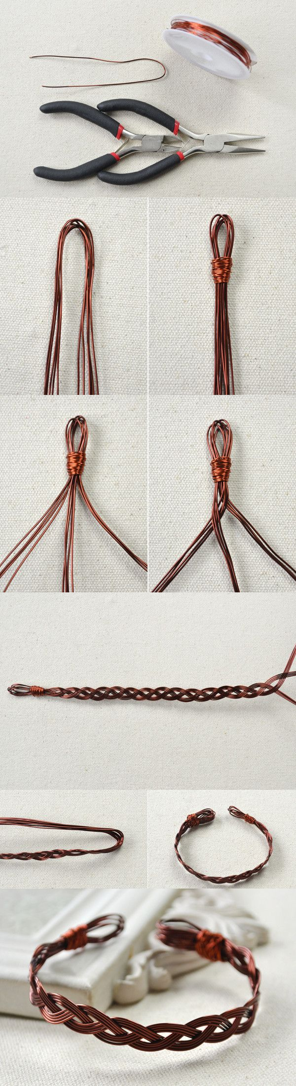 Copper Wire Crafts Ideas | Crafting