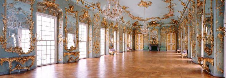 Aktuelles > Ausstellungen > Ausstellung>Der Neue Flügel im Schloss Charlottenburg:Stiftung Preußische Schlösser und Gärten