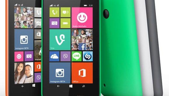 Nokia Lumia 530 goes official with dual-SIM version | WhatMobilePk