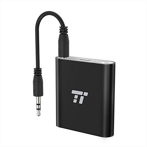 TT-BA11US TaoTronics 65ft Bluetooth Transmitter Long Range 3.5mm & RCA Wireless Audio Adapter for TV (aptX Low Latency, Bluetooth 4.1, Pair 2 Stereos Headphones at Once). For product info go to:  https://www.caraccessoriesonlinemarket.com/tt-ba11us-taotronics-65ft-bluetooth-transmitter-long-range-3-5mm-rca-wireless-audio-adapter-for-tv-aptx-low-latency-bluetooth-4-1-pair-2-stereos-headphones-at-once/