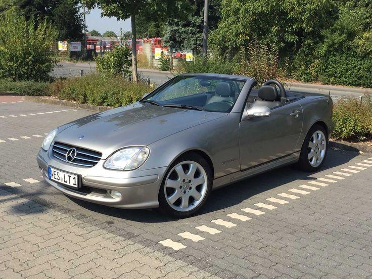 Mercedes Benz Slk 200 Kompressor Cubanit Silber