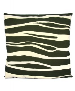 modernmurri hand silkscreened cotton cushion cover $49.95