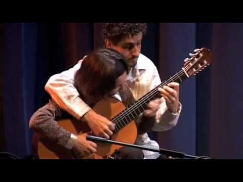 BRAZILIAN MUSIC INSTITUTE 2009 - TICO TICO (Guitar Four-Hand Exchanging) - YouTube