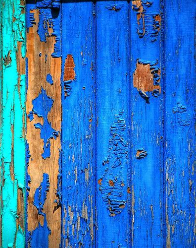 Weathered Blue Door | Flickr - Photo Sharing!