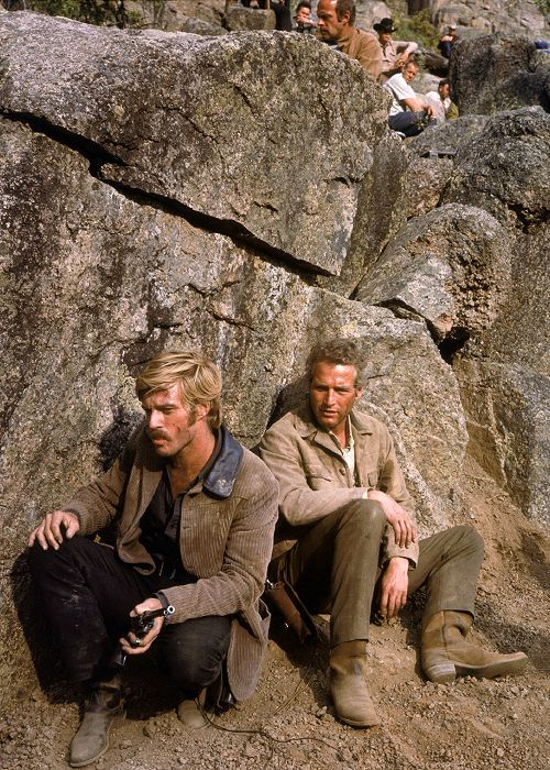 Butch Cassidy and the Sundance Kid (1969, George Roy Hill)