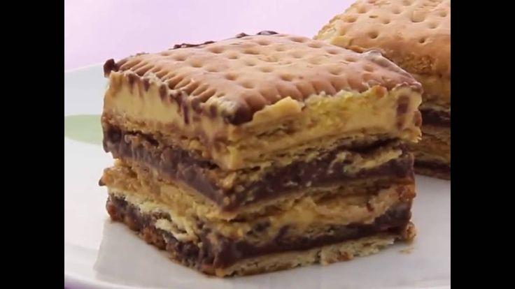 Torta de pudin - #MaaaRicoySimple