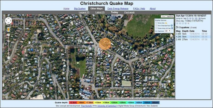4.2 mag  Corner of Armstrong Ave. and Centaurus Rd. #Christchurch #eqnz pic.twitter.com/sRvo9sWoUt