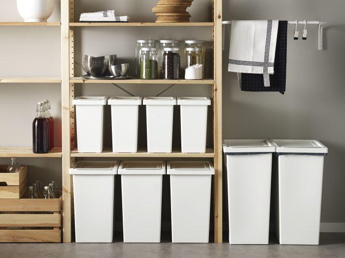 Cada coisa no seu lugar. #decoração #arrumação #IKEAPortugal