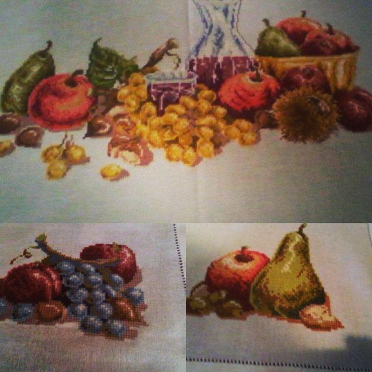Ranır meyvelerin şöleni