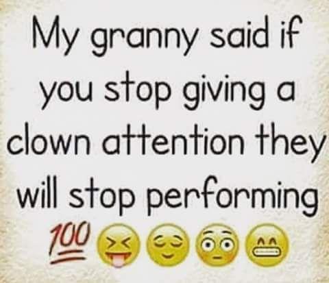 Granny said