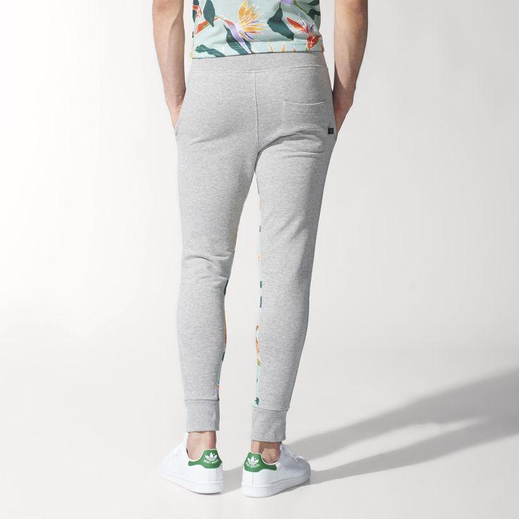 adidas - Pantalón de chándal Streetwear Essentials