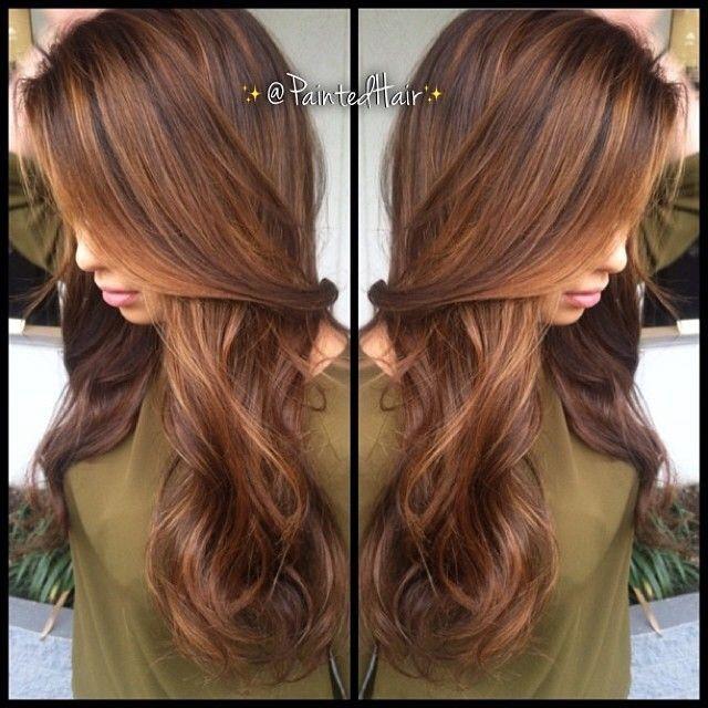 Best 25+ Honey brown hair ideas on Pinterest | Honey brown ...
