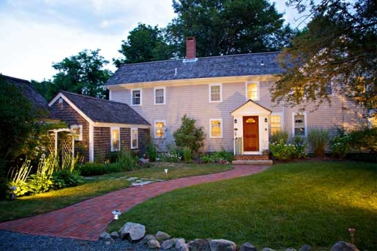 Cape Cod Bed And Breakfast Brewster Ma