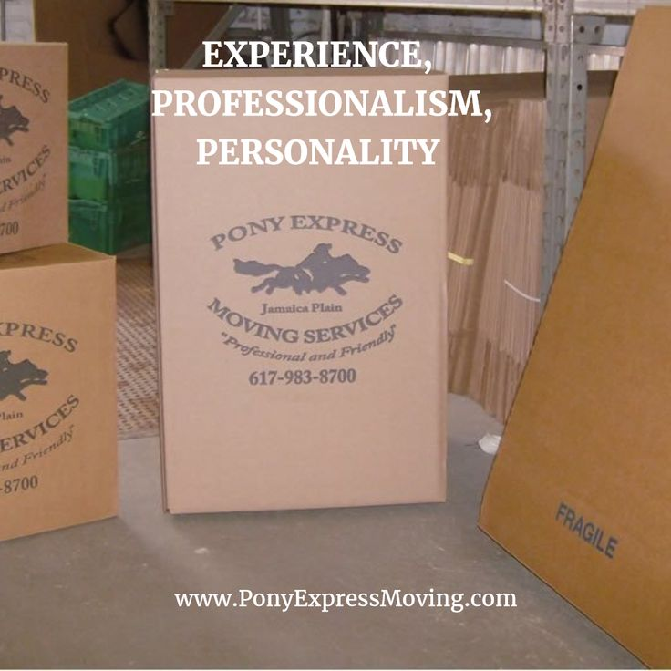 With over 18 years as a licensed, insured, and bonded moving company Pony Express is one of the longest-lived Boston moving company in the area with countless thousands of moves under our belts and well over a hundred years of combined moving experience in the ranks.  Get Your Free Moving Quote @ www.ponyexpressmoving.com   #moving #packing #movingcompany #movingservices #movers #mover #localmoving #interstatemoving #residentialmoving #commercialmoving #boston #massachusetts
