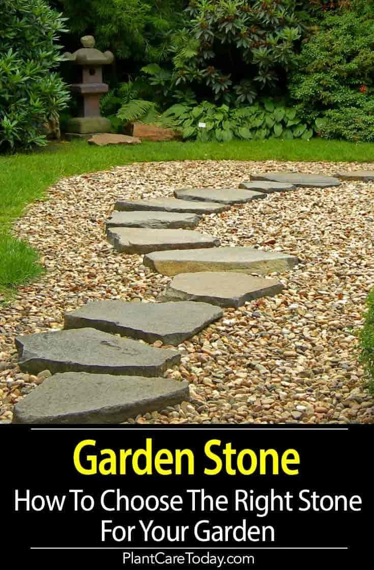 Which Garden Stone Is The Most Suitable For Your Garden Garden Stones Stone Landscaping Decorative Garden Stones