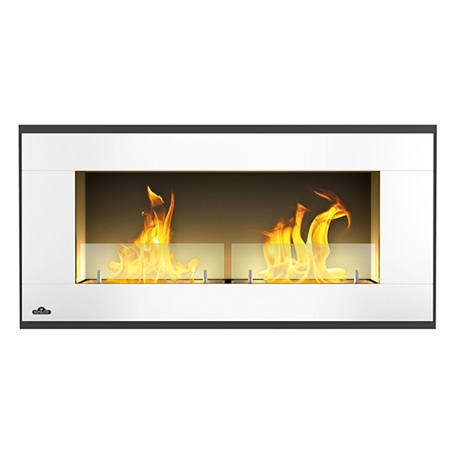 19 best Wall Fireplace images on Pinterest | Ethanol fireplace ...