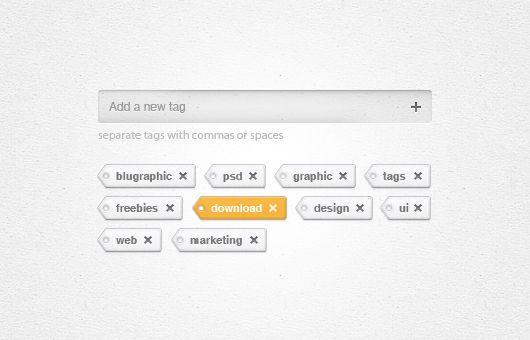 http://www.blugraphic.com/2012/10/23/tags-addremove-widget-psd/#more-1384