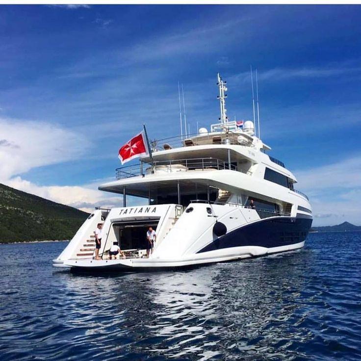 Control4 Tatiana ile denizlerde de lüks ve konforu bir araya getiriyor. Encore güvencesiyle...