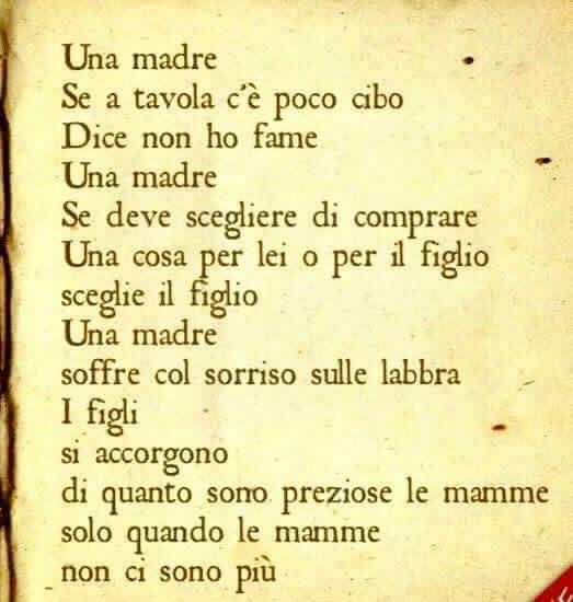 spesso 15 best mamma images on Pinterest | Quote, Italian quotes and True  VV47
