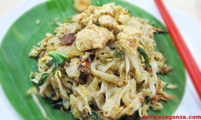One of the legend for Medan Fried Kwetiau. #Food #FoodGasm