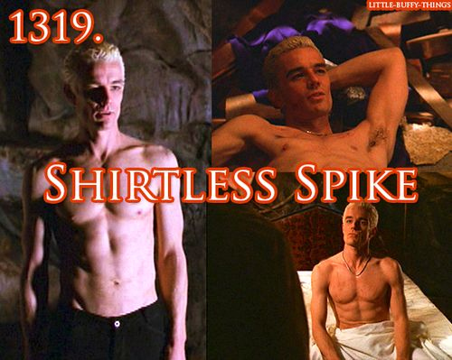 Shirtless Spike