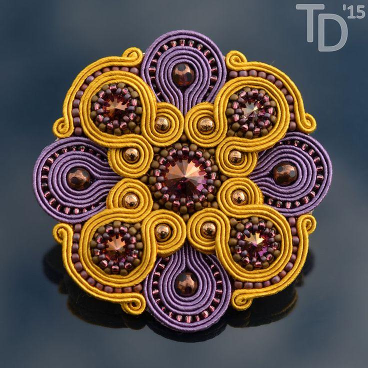 Golden Amethyst - TheTerezkaD