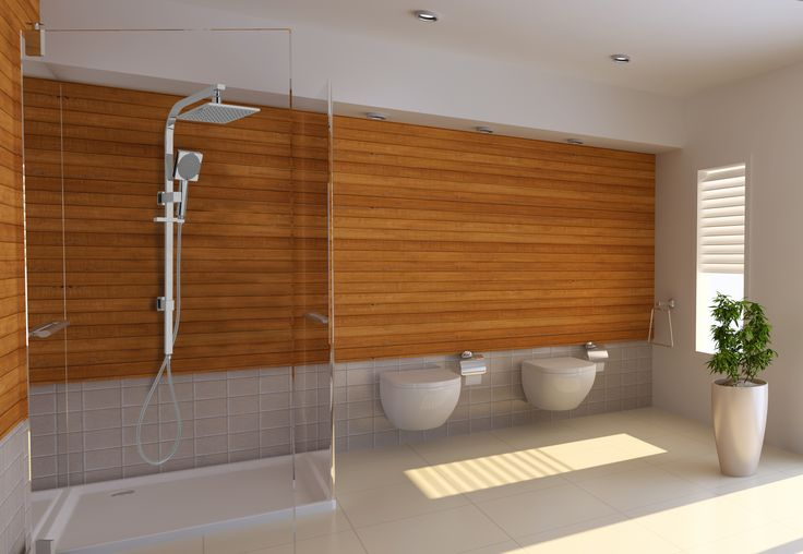 The double head shower is the newest showering phenomenon- and why not? Two heads are always better than one, right! Foreno has just introduced the square column shower, for those that prefer a cleaner, straighter line -Foreno