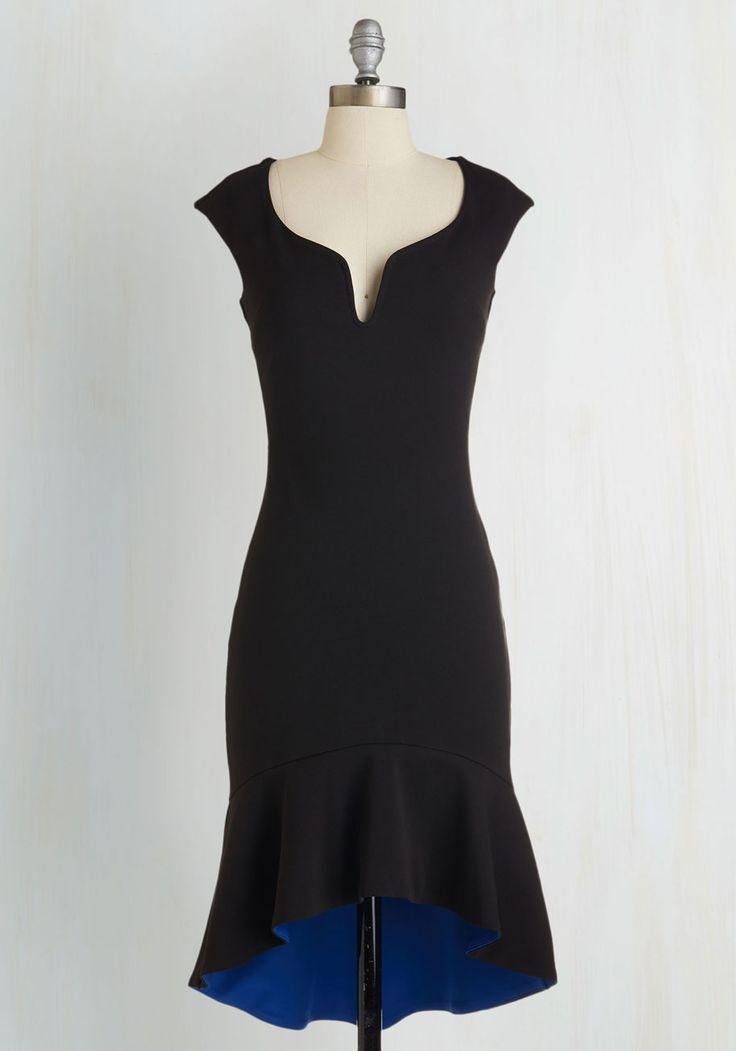 Open-Air Flair Pleated A-Line Dress
