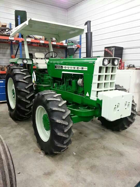 Oliver 1950 4x4 : Best images about tractors on pinterest old