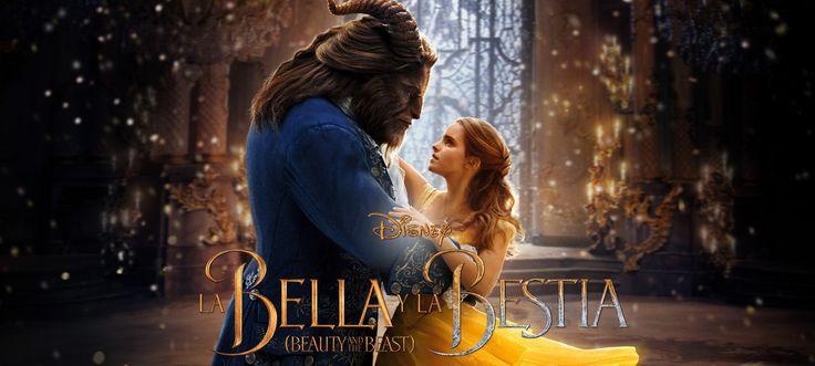 La bella y la bestia. Película dibujos animados vs versión 2017