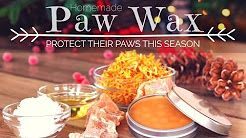 planet paws paw wax - YouTube
