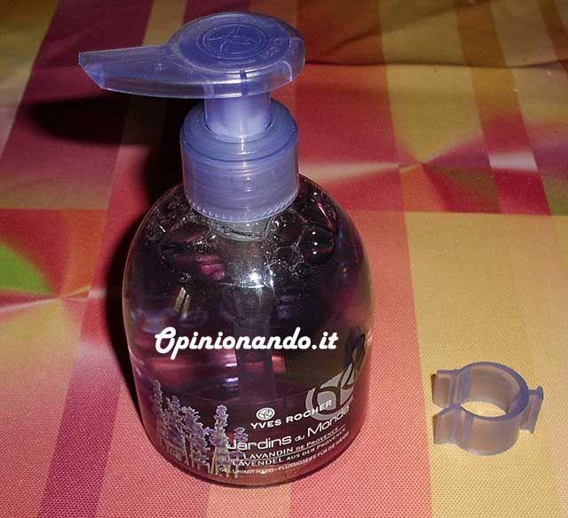 Yves Rocher Sapone Liquido Lavandina di Provenza Confezione - #Opinionando #Recensione