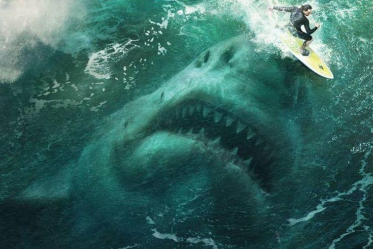 Shark Flick THE MEG Gets Comic Book Adaptation