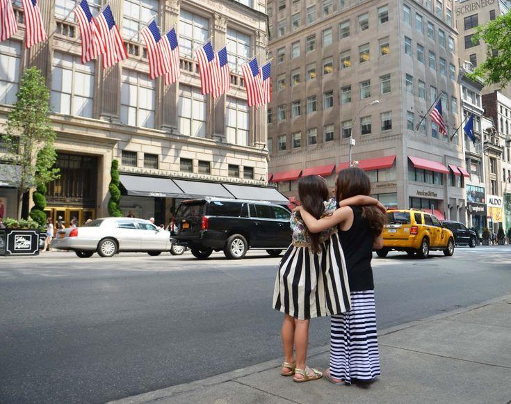 A Visit to the American Girl Store NYC | MarinoBambinos