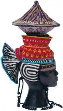 Xenobia Bailey hats