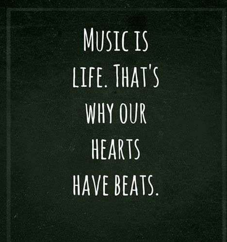Music is life.. Love this♡