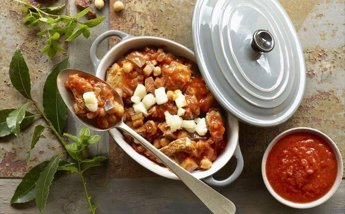 """""""Estofado De Cordero Con Garbanzos"""" en Nestlé Cocina #recetas #nestlecocina #menuplanner #cocina"""