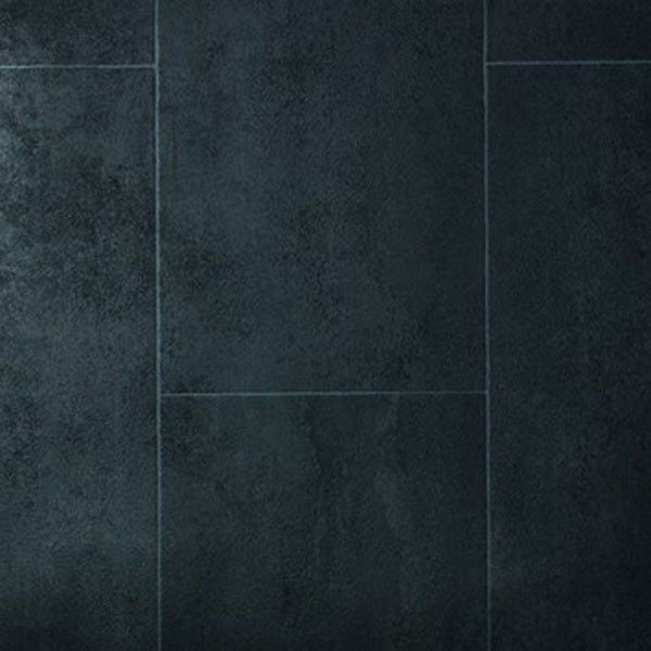 PVC Bodenbelag Tarkett Select 150   Melbourne Noir 4m Bodenbeläge PVC Belag 4,00 m Rollenbreite