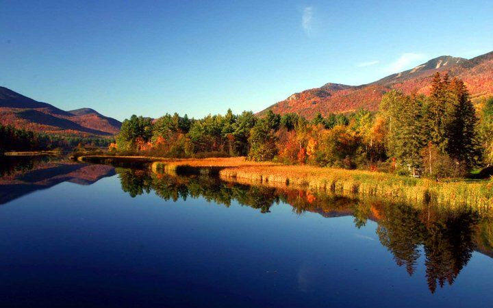 America's Best Towns for Fall Colors: Lake Placid, NY