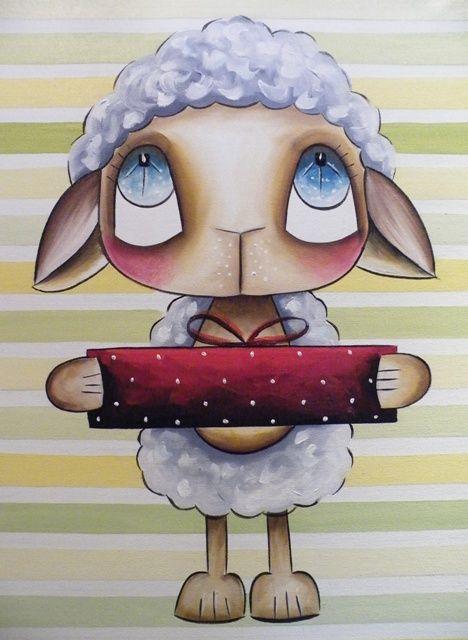 dulce ovejita