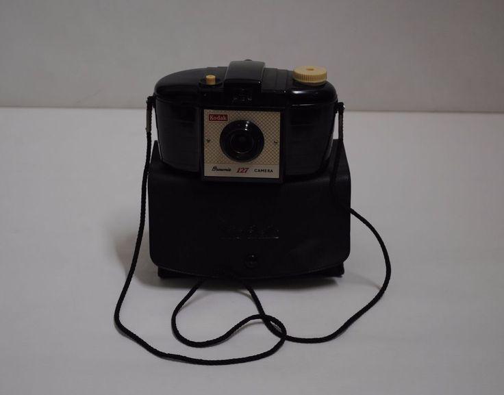 fotocamera kodak brownie 127 camera anni 50/60