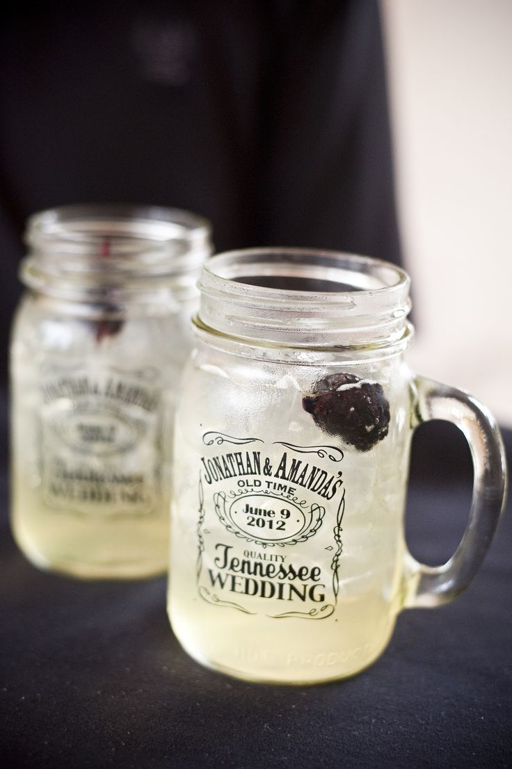 185 best Mason Jar Wedding Ideas images on Pinterest | Good ideas ...