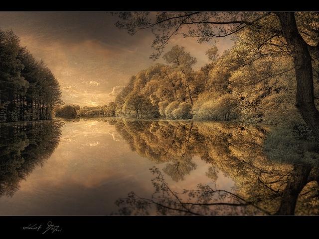 Westerwälder Seenplatte - Westerwald Lakes, Germany
