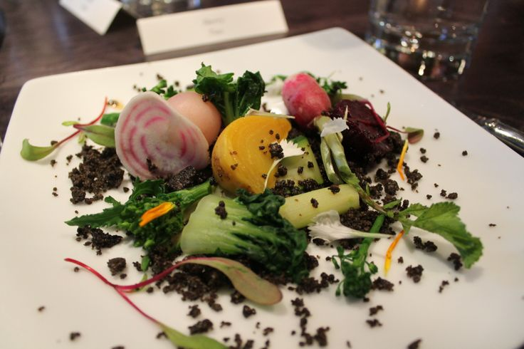 """""""In the Garden"""" Salad 