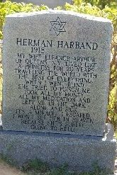 herman harband